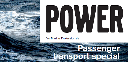 Volvo penta power passenger transport special