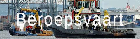 beroepsvaart scheepsmotoren