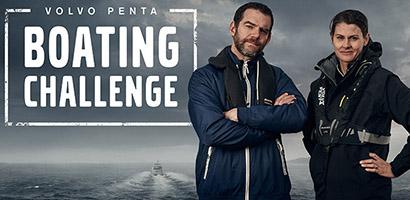 volvo penta boating challenge